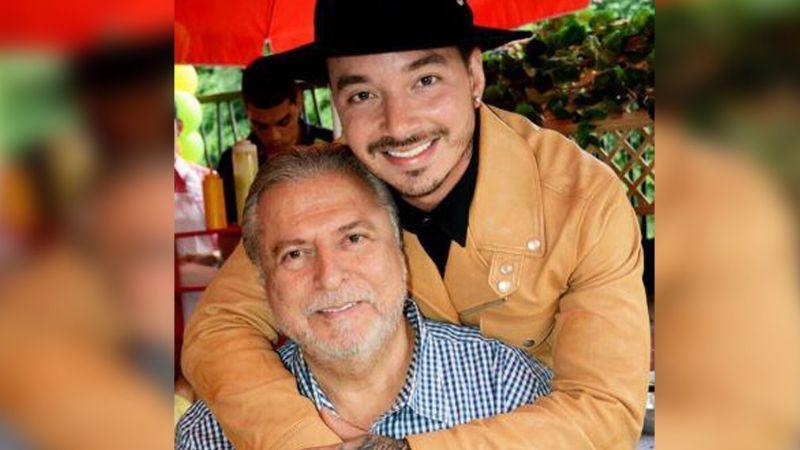 Papá de J Balvin confirma la llegada de nuevo integrante a la familia ¡se llamará Rio!