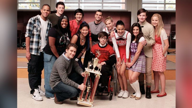 Naya Rivera: Elenco de 'Glee' se reúne y le rinde homenaje en los GLAAD Media 2021
