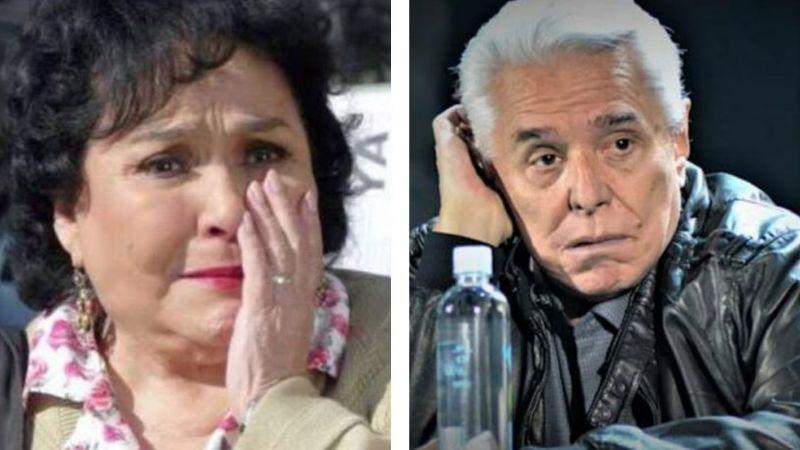 Primera actriz de Televisa revive VIDEO donde Enrique Guzmán la amenaza de muerte en vivo