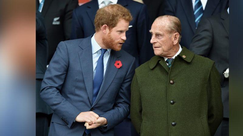 Harry llega al funeral del Príncipe Felipe, pero Reina Isabel II le prohibiría hacer esto