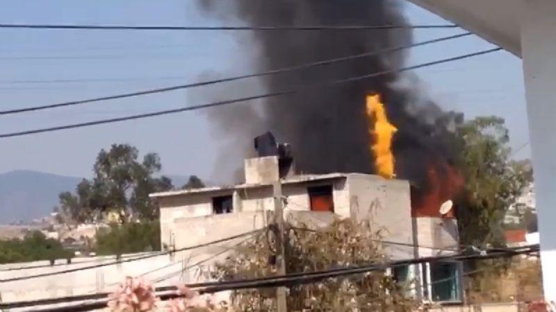 VIDEO: ¡Impactante! 'Carnita asada' se sale de control y provoca terrible incendio