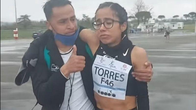 La mexicana Daniela Torres da marca para los Juegos Olímpicos de Tokio