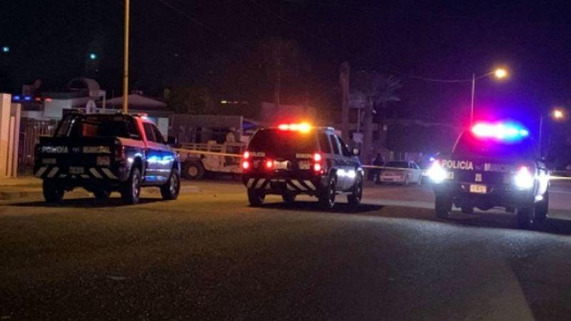Pistoleros rafaguean auto con cuatro tripulantes en Sonora; tres se encuentran graves