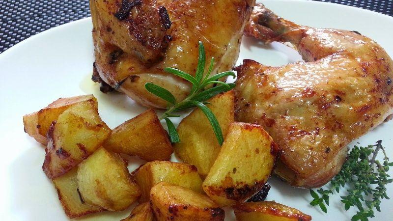 ¿Antojo de pollo asado? Con esta receta lo tendrás listo en menos de 20 minutos