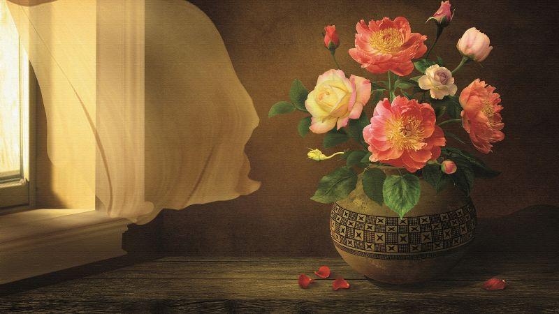 ¡Impactante! Tener flores en casa trae grandes beneficios durante el confinamiento