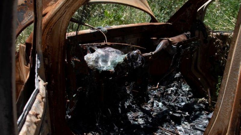 Mujer sufre quemaduras en el 75 por ciento de su cuerpo; intentó incendiar el auto de su ex