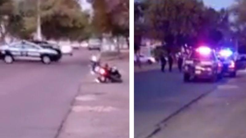 Dan 'levantón' a oficial de la Policía Municipal e intentan raptar a otro en Ciudad Obregón