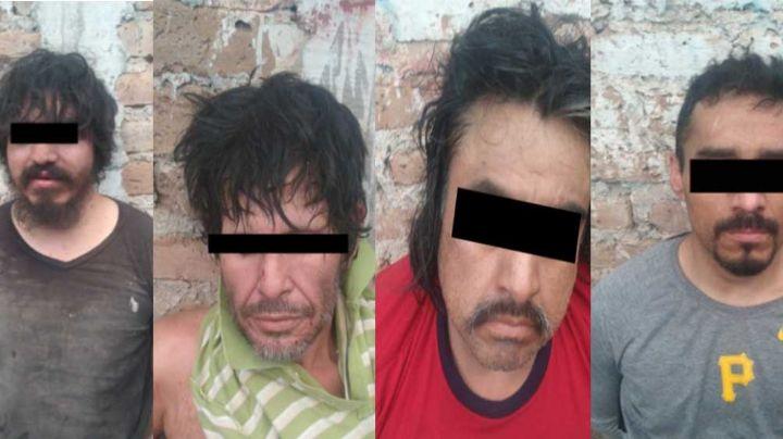 Detienen a 5 con armas largas y cortas tras enfrentamiento en el Valle del Yaqui