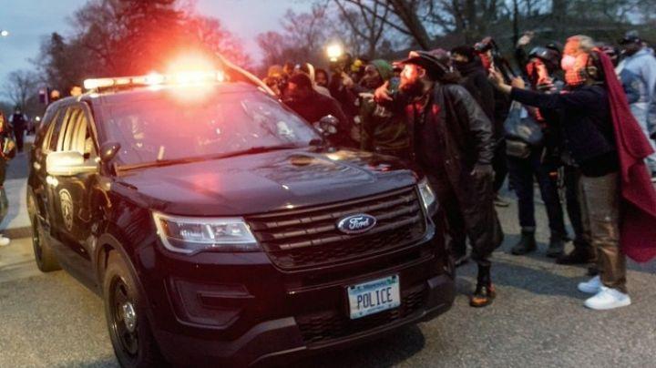 Black Lives Matter: Resurgen protestas en EU tras el asesinato de un joven a manos de la Policía