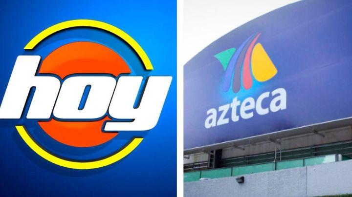 Exconductor de 'Hoy' llega a TV Azteca y confirmaría romance con galán de 'Exatlón' con esta FOTO