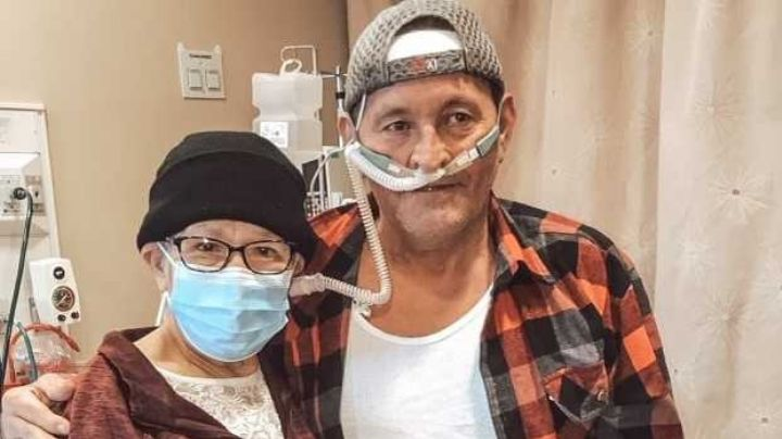 Covid-19: Pareja de ancianos con 44 años de novios se casa en cuidados intensivos