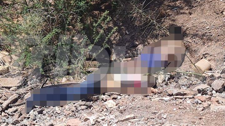 Macabro hallazgo: Encuentran cadáveres de dos hombres al costado de carretera en Ciudad Obregón