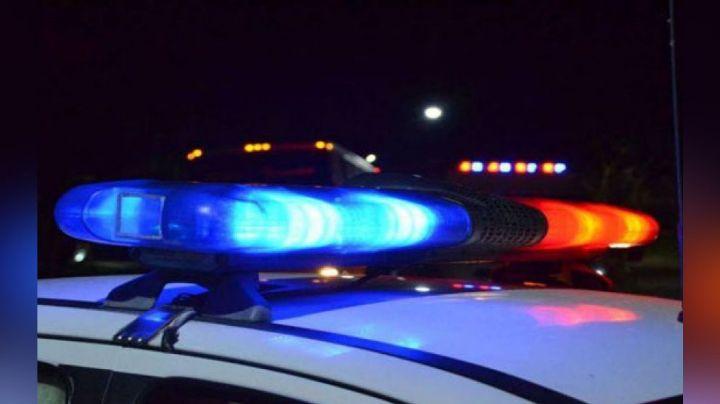 Taxista es atacado a tiros por desconocidos al exterior de una tienda de conveniencia