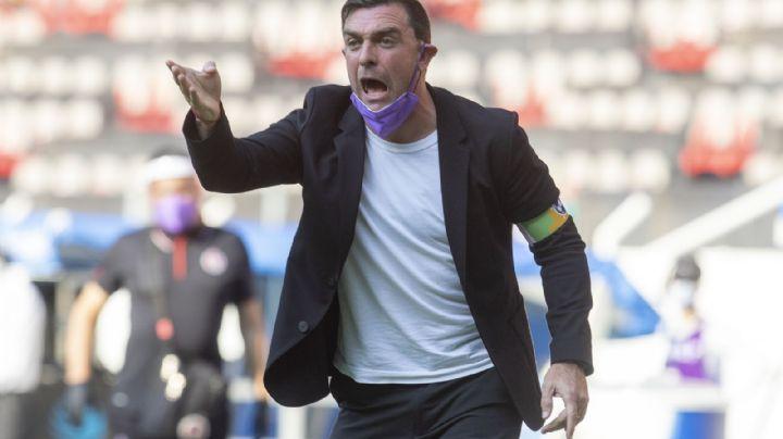 Pablo Guede no aguanta más y renuncia como entrenador de los Xolos de Tijuana