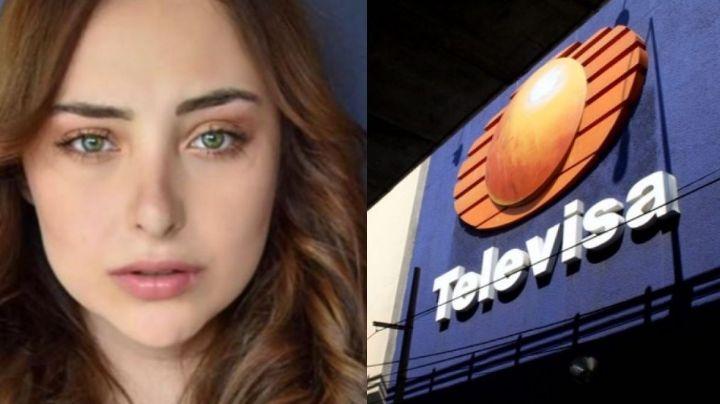 """""""La violó con cuchillo en la garganta"""": Exhiben en TV Azteca que actor de Televisa abusó de otra mujer"""