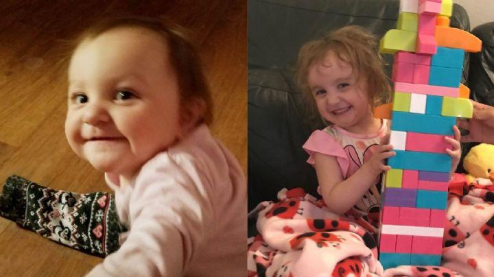Muere una niña y a otra le amputan las piernas; su mamá las encerró dos días en un auto