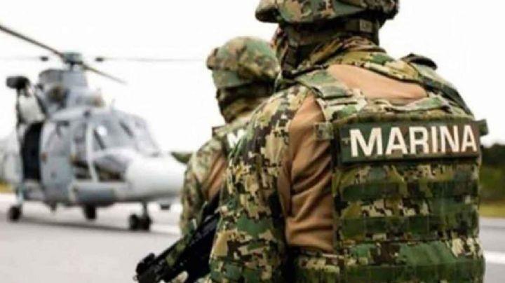 Detienen a 30 miembros de la Marina; habrían colaborado en la desaparición de 40 personas