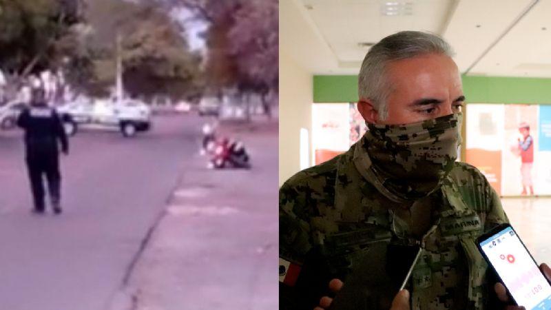 """""""La intención es localizarlo sano y salvo"""": Seguridad Pública sobre policía de Tránsito 'levantado' en Cajeme"""