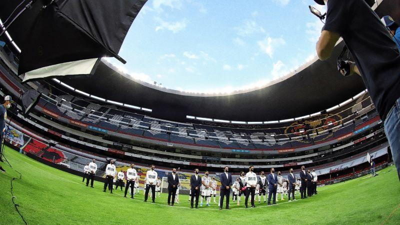 Tendrá que esperar; el estadio Azteca no abrirá sus puertas para el América-Cruz Azul