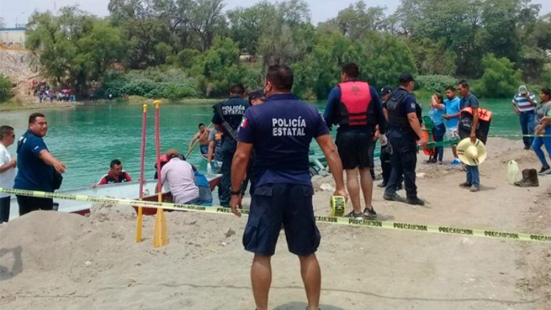 Terrible tragedia: Javier brinca a un río para salvar a una niña y muere ahogado en segundos
