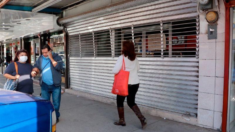 ¡Crisis económica! 150 negocios cierran en el primer cuadro de Ciudad Obregón