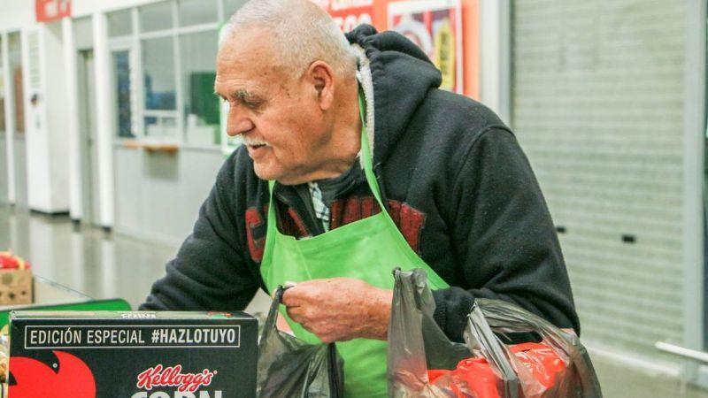 Cajeme: Adultos mayores aún no regresarían como paqueteros, señala la delegación del trabajo