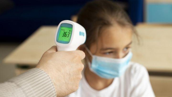 Estas son las razones por la que los contagios de Covid-19 en niños han aumentado en EU