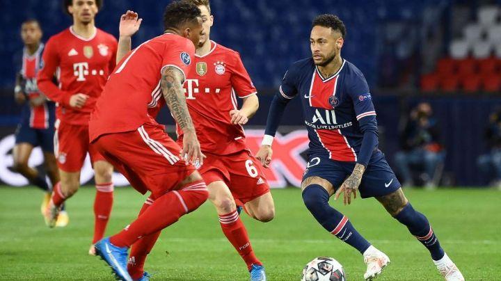 El campeón Bayer Munich, eliminado de la Champions por el PSG en cuartos de final