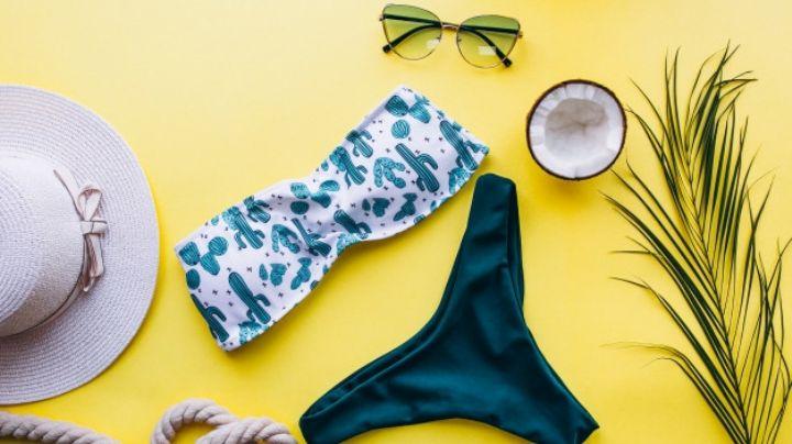 Verano 2021: Elige tus trajes de baño con ayuda de estos útiles consejos