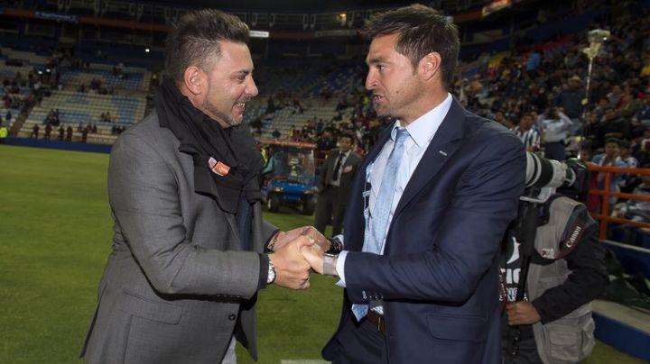 Tras su mal paso durante este torneo, Mohamed y Diego Alonso comienzan a sonar para Chivas