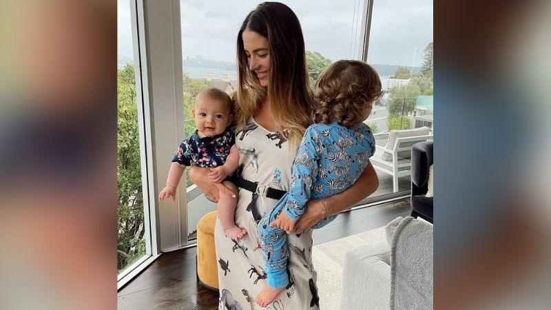¿Otro 'Chicharito'? Sarah Kohan despierta rumores de un tercer embarazo