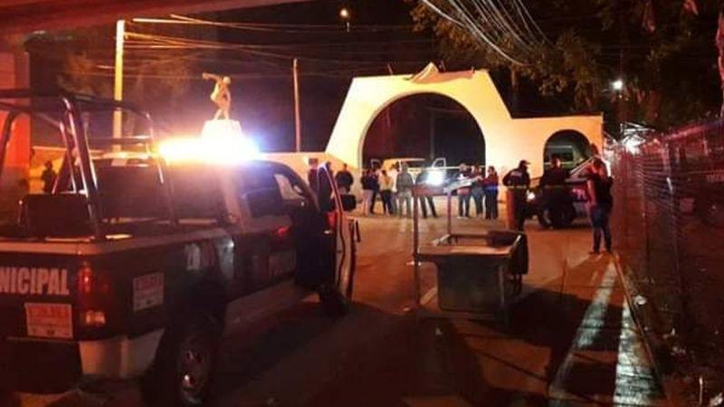 Ejecutan a elemento de la Policía Municipal en ataque armado en pleno deportivo de Nogales