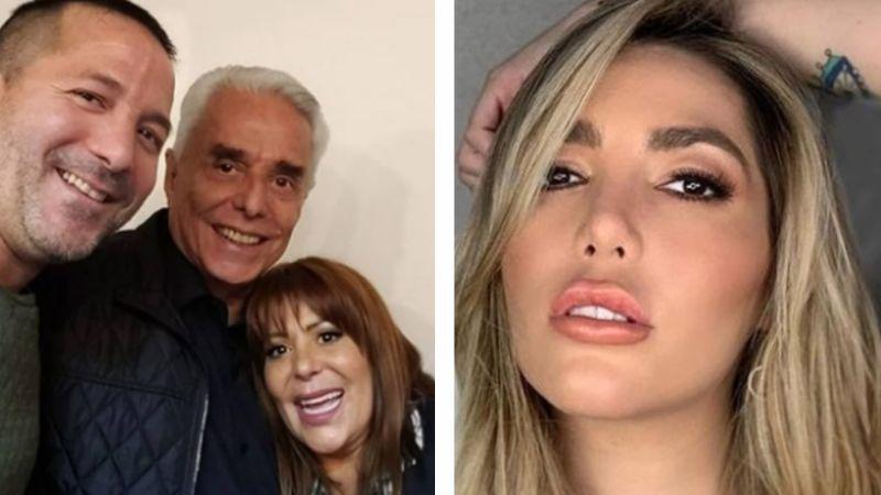 Desde TV Azteca, hijo de Enrique Guzmán estalla y niega que Alejandra haya atacado a su padre