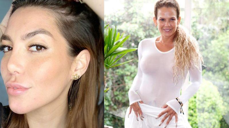 """""""Pin... ma..."""": Frida Sofía responde a críticas de Niurka por denunciar a Enrique Guzmán"""
