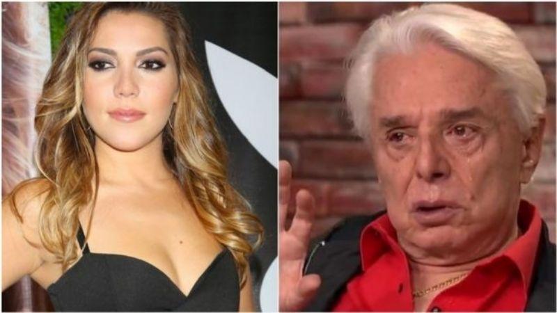 Frida Sofía revela POLÉMICA FOTO que probaría el abuso sexual de parte de Enrique Guzmán