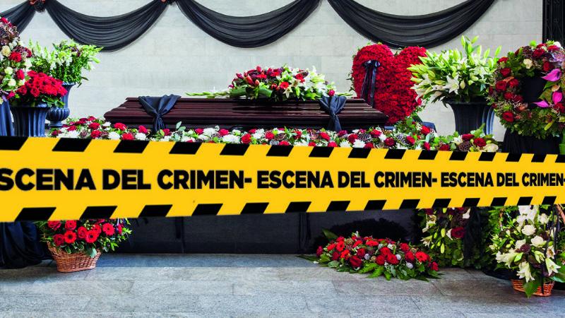 Funeral acaba en masacre: Emboscan y matan a tiros a 'La Barbie' y a tres más; sicarios huyen
