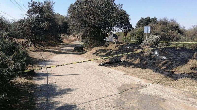 FOTOS: Maniatados y torturados: Así encontraron el cadáver de una pareja