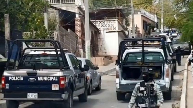 Sujetos armados rafaguean domicilio particular en el Puerto de Guaymas
