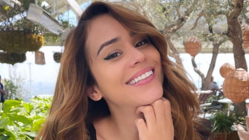 Yanet García, exconductora de 'Hoy', le saca fuego a Instagram con coqueto atuendo negro