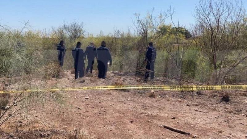 Eran menores de edad: Identifican a los dos ejecutados arrojados en carretera de Ciudad Obregón