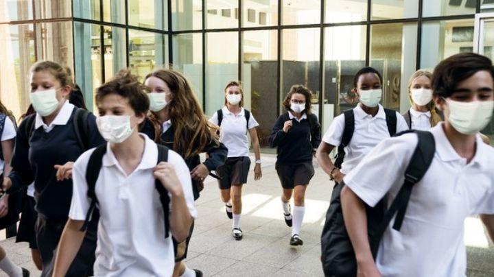 Regreso a clases: Estas son las medidas para evitar contagios de Covid-19 en escuelas