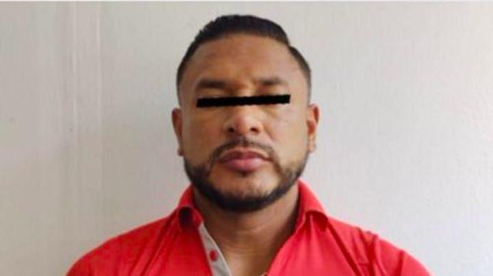 Capturan a 'El negro', presunto líder de la Familia Michoacana; enfrenta cargos por homicidio