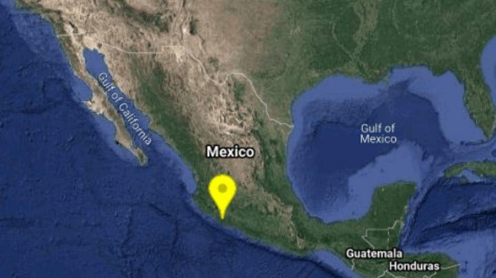 Sismo de 1.4 remece la Ciudad de México; su epicentro fue en el Sur de Coyoacán