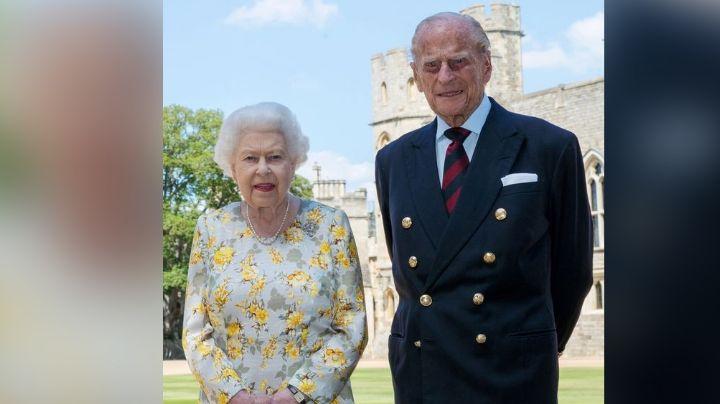 Reina Isabel II aparece en público tras la muerte del Príncipe Felipe y da conmovedor mensaje
