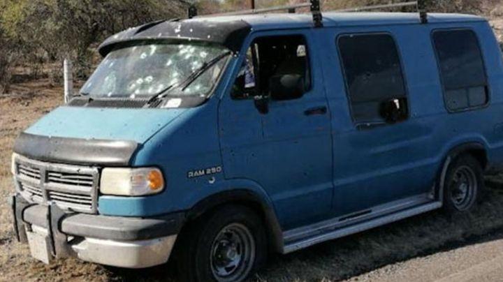 Violencia imparable en el Valle de Guaymas; rafaguean una camioneta