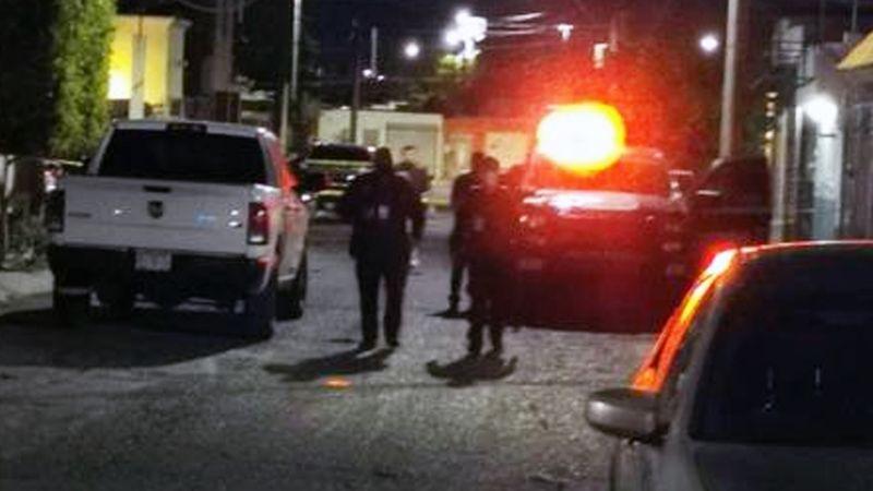 Violenta madrugada: Pistoleros acribillan a transeúnte al suroeste de Hermosillo