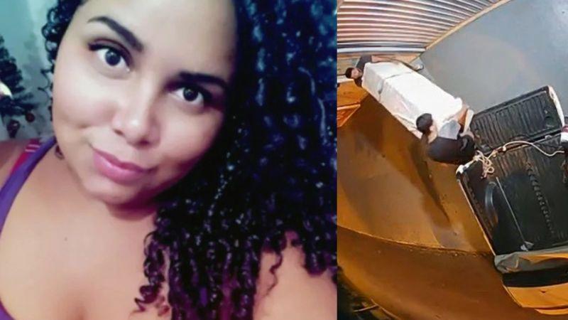 FUERTE VIDEO: Gisele salió a una cita y acabó muerta; así se deshizo del cadáver su asesino