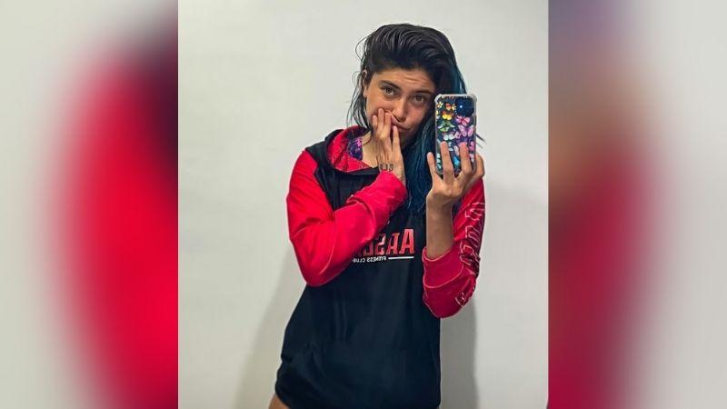Valery Carranza, de 'Exatlón', pone babear a todo TV Azteca en 'outfit' azul