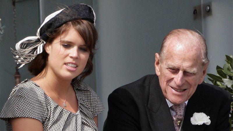 """""""Cuidaremos de ella por ti"""": Nieta de la Reina Isabel II hace tierna promesa al Príncipe Felipe"""