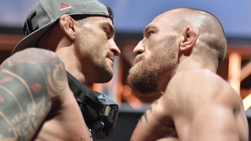 Se viene la tercera: McGregor vuelve por la revancha contra Dustin Poirier
